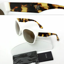 $430 PRADA Ladies LOGO CREST SUNGLASSES w/ Tag