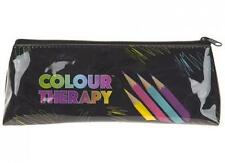 Brand New Colour Therapy Colouring Pencils, Sharpener and Pencil Case Pack