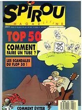 A10- Spirou N°2641 Top 50 Comment faire un tube!!