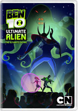Ben 10 - Ultimate Alien - Ultimate Ending  (DVD 2 disc)  NEW sold as is