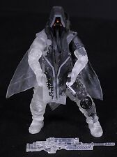 "Killzone 3 Helghast Collector's Edition Cloaked Sniper 6"" Action Figure Free S&H"