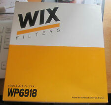 Wix Cabin AIR FILTER wp6918 (VAUXHALL/OPEL) Brand New & IN SCATOLA!!!