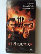 PHOENIX VHS Ray Liotta Anthony LaPaglia Angelica Houston RARE Out of Print