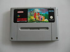 Pugsley's Scavenger Hunt (PAL) Super Nintendo SNES Cart only