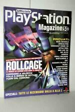 RIVISTA UFFICIALE PLAYSTATION MAGAZINE ANNO 4 NUMERO 2 FEBBRAIO 1999 VBC 47036