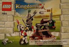 LEGO Instruction Book for Set 7950 Knight's Showdown 2010 5-12