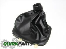 1989-1994 Nissan 240SX Center Console Leather Shift Boot OEM