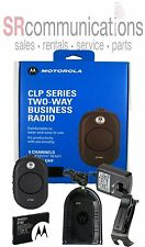 NEW MOTOROLA CLP1060 UHF 1W 6CH BUSINESS RADIO SUPER SMALL BUILT IN BLUETOOTH