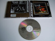 TYRANT Mean Machine CD 1984 MEGA RARE ORIG. COLLECTIBLE - AUROPHON/BRAINSTORM!!!