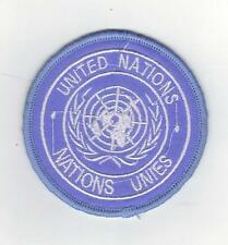 UNITED NATIONS CLOTH BADGE/PATCH - 2ND ISSUE - NEW