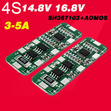 4s 3A-5A Cell 18650 Li-ion lithium Battery Charge PCB BMS Protection Board