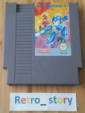 Nintendo NES Mega Man 4 PAL