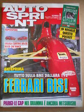 AUTOSPRINT 3 1992  con Pocket Professione Copilota - Lancia Delta vs Celica [P62
