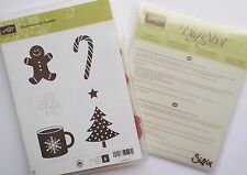 Stampin Up Scentsational Season Set & Holiday Collection Framelits Dies #11B