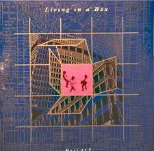 LIVING IN A BOX living in a box (2 versions) MAXI 1987 CHRYSALIS EX++