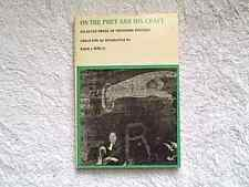 ON THE POET AND HIS CRAFT SELECTED PROSE OF THEODORE ROETHKE BY RALPH J. MILLS