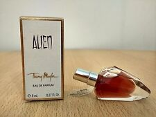 Alien by Thierry Mugler for Women 8 ml EDP MINIATURE MINI PERFUME New w/ Vap