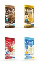 Quest Protein Powder Single Serve Variety of 12, (New Cookies & Cream Available)