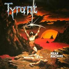 TYRANT Mean Machine CD ( o222a ) 80s Metal - 162357
