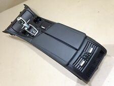 BMW F10 Centre Console Middle Console Dakota Mittelkonsole Gear Selector Leather
