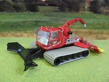 SIKU SNOW TRACKED PISTE PISTEN BULLY 600 WITH CRANE 1/50 4914