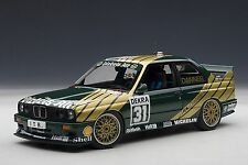 AUTOART BMW M3 DTM 1991 DIEBELS ALT DANNER #31 1:18 *Back in Stock*Nice Car!