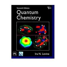 Quantum Chemistry by Ira N. Levine *Intl Ed Softcover*