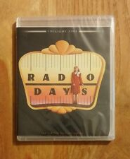 Radio Days (1987) Brand New Blu-ray Woody Allen, Mia Farrow, TWILIGHT TIME