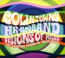 Visions Of Miles: The Electr - Colin/Hr Bigband Towns (2011, CD NIEUW)