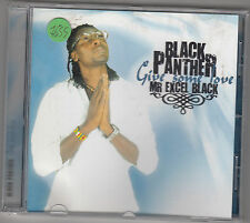 BLACK PANTHER - give some love CD