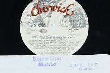 SUBMARINE TRACKS AND FOOL'S GOLD - 101ers Count B. LP Chiswick Archiv-Copy mint