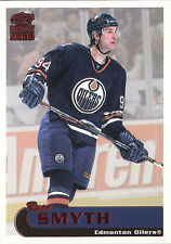 99-00 PACIFIC PARAMOUNT COPPER #96 RYAN SMYTH OILERS *14236