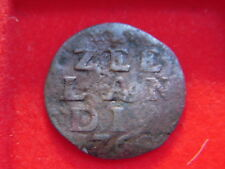 A RARE  ONE ZELAN COIN *********PLEASE SEE PHOTOS******* FROM MY COLLECTION D98