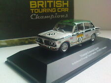 Atlas editions full case 1/43 touring car. 1975 triumph dolomite sprint