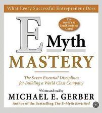 E-Myth Mastery CD, Michael E. Gerber, Good Book
