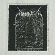 UNANIMATED In the Forest of the Dreaming Dead (Printed Patch) (New)