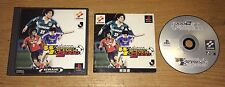 WINNING ELEVEN 2000 J LEAGUE Playstation Game Complete Fun Japan Import PS1
