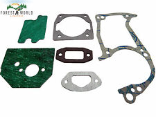 Full gasket set to fit Chinese chainsaw 4500, 5200,Timbertech,Silverline,Taurus