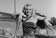 "MARILYN MONROE PHOTOGRAPH FRANK WORTH LIMITED EDITION 16"" X 20"" PHOTOGRAPH  #A"