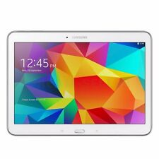 "New Samsung Galaxy Tab 4 SM-T530 10.1"" Android 4.4 16GB Tablet (Wi-Fi) - White"