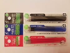 Pilot Frixion Multi Pen Refill  0.5 mm (3R+3B+3L)