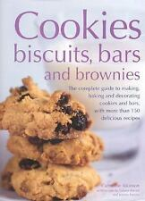 Cookies, Biscuits, Bars and Brownies-ExLibrary