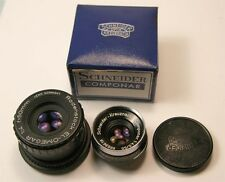 Rodenstock EL - Omegar 50mm 1:4 & Schneider Componar 50mm 1:4.5 Enlarger lens
