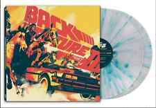 NEW Back to the Future Part III Alan Silvestri OFS Mondo 2xLP Color Vinyl