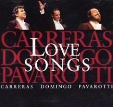 Carreras Domingo Pavarotti - Love Songs