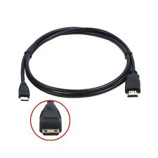 1080P HDMI Video AV HD TV Cable Cord Lead for Sony Handycam HDR-XR520 HDR-XR100