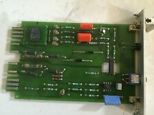 USED HSH ENRAF 2554376 ALARM BOARD HENRI SYSTEMS HOLLAND,NONIUS 2554.376,BOXZM