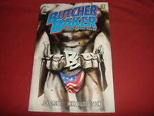 BUTCHER BAKER #1  Image Comics 2011  VF+/NM-