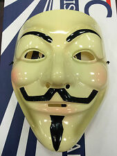 Toys Power V for Vendetta Anonymous Mask 1:1 scale Full Size