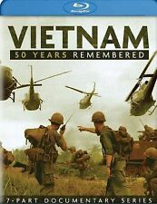 Vietnam: 50 Years Remembered (Blu-ray)   NEW